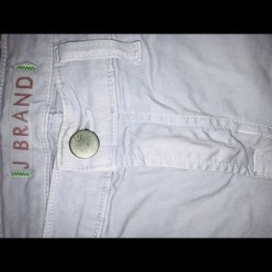 J Brand Lilac skinny jean